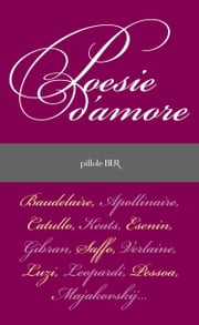 Poesie d'amore ebook by AA.VV.