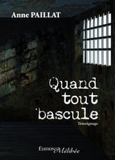 Quand tout bascule ebook by Anne Paillat