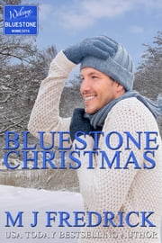 Bluestone Christmas ebook by MJ Fredrick