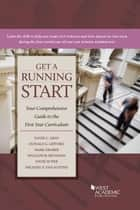 Get a Running Start ebook by David Gray,Donald Gifford,Mark Graber,William Richman,David Super,Michael Van Alstine