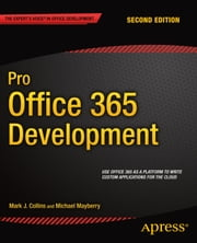 Pro Office 365 Development ebook by Michael Mayberry,Mark Collins