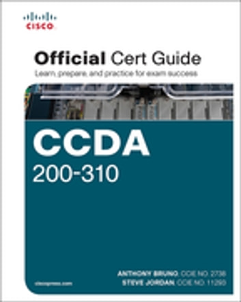 CCDA 200-310 Official Cert Guide ebook by Anthony Bruno,Steve Jordan