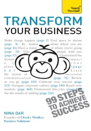 Transform Your Business ebook by Nina Dar
