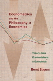 Econometrics and the Philosophy of Economics: Theory-Data Confrontations in Economics ebook by Stigum, Bernt P.