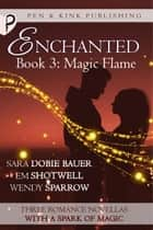 Magic Flame ebook by Sara Dobie Bauer, Em Shotwell, Wendy Sparrow