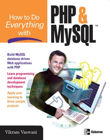 How to do everything with php and mysql ebook by vikram vaswani how to do everything with php and mysql ebook by vikram vaswani fandeluxe Image collections