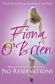 No Reservations ebook by Fiona O'Brien