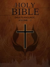 Holy Bible (Multilanguage) Volume 2 ebook by NETLANCERS INC
