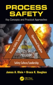 Process Safety - Key Concepts and Practical Approaches ebook by James A. Klein, Bruce K. Vaughen