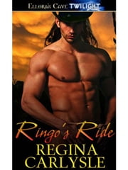 Ringo's Ride (High Plains Shifters, Book Three) ebook by Regina Carlysle