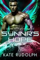 Synnr's Hope ebook by Kate Rudolph