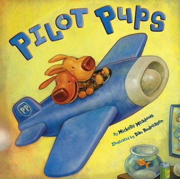 Pilot Pups ebook by Michelle Meadows