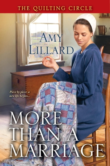More Than a Marriage ebook by Amy Lillard