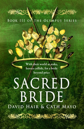 Sacred Bride ebook by David Hair,Cath Mayo