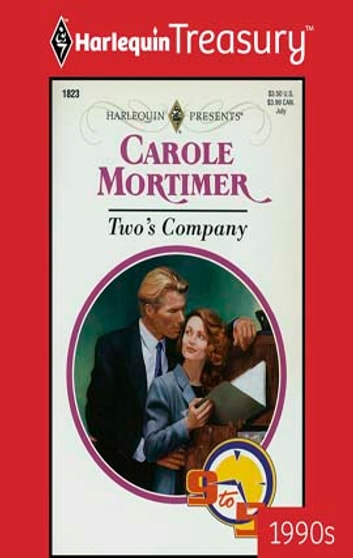 Two's Company ebook by Carole Mortimer
