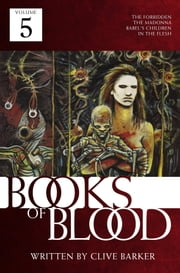 Books of Blood, Vol. 5 ebook by Clive Barker