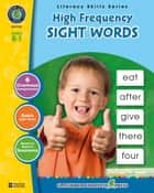High Frequency Sight Words Gr. PK-2 ebook by Staci Marck