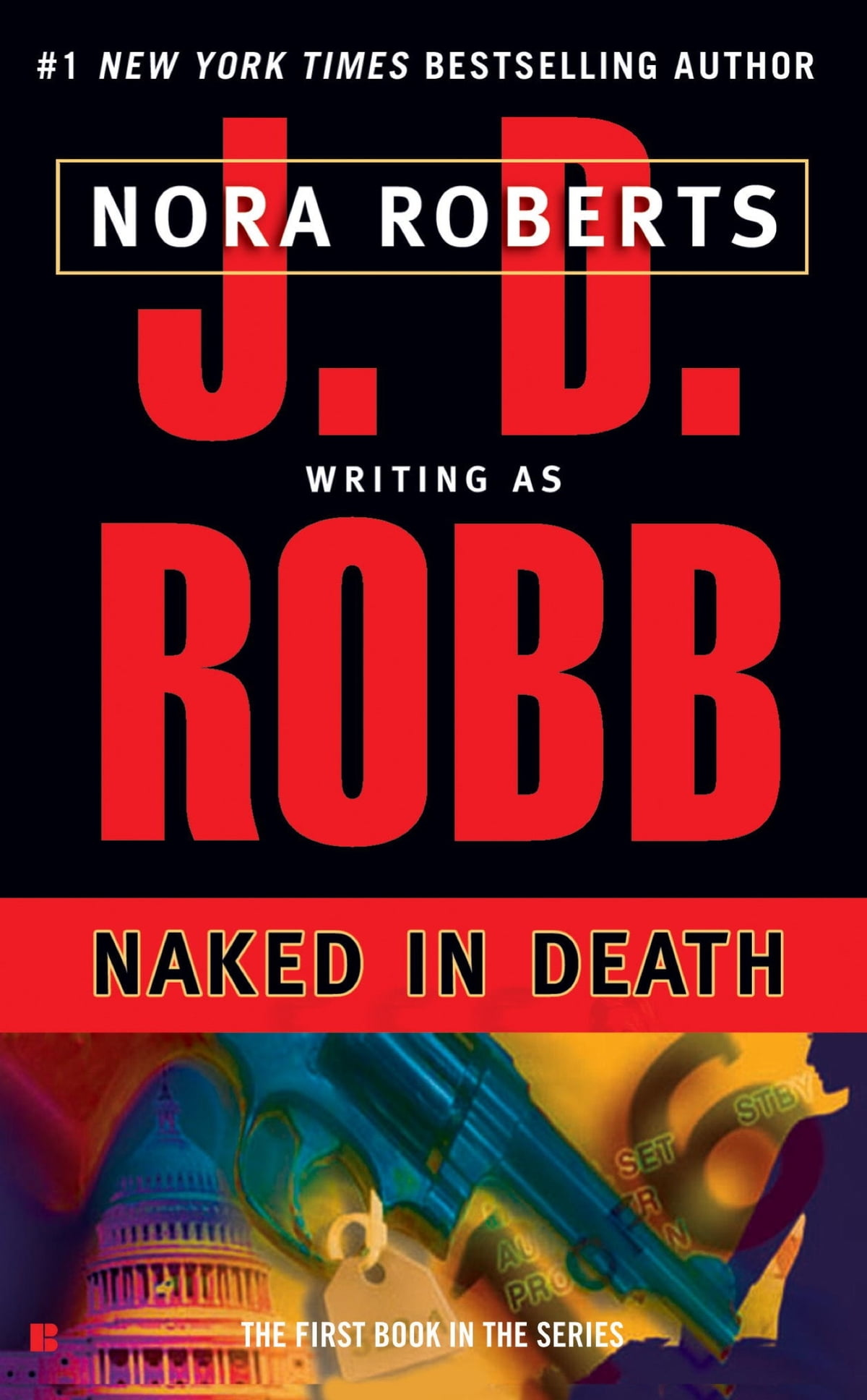 Naked In Death Ebook By J D Robb