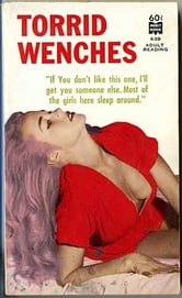 Torrid Wenches ebook by Gabriel Kellgren