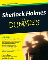 Sherlock Holmes For Dummies ebook by Steven Doyle,David A. Crowder