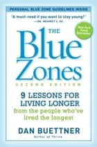 The Blue Zones, Second Edition ebook by Dan Buettner