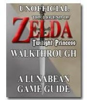 "Lunabean's Unofficial ""The Legend of Zelda: Twilight Princess"" Walkthrough and Strategy Guide ebook by Schubert, Allison B."