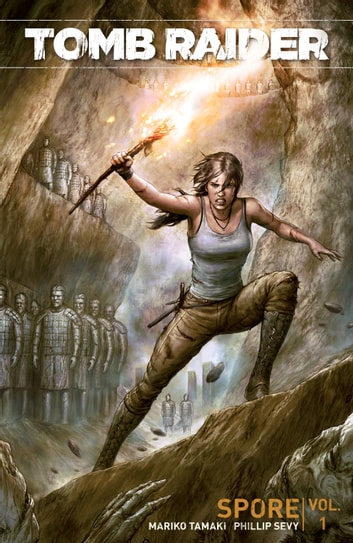 Tomb Raider Volume 1: Spore ebook by Various