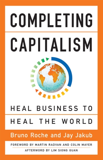 Completing Capitalism - Heal Business to Heal the World eBook by Bruno Roche,Jay Jakub
