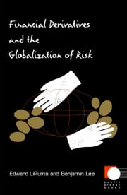 Financial Derivatives and the Globalization of Risk ebook by Edward LiPuma,Benjamin Lee,Dilip Parameshwar Gaonkar,Jane Kramer,Michael Warner