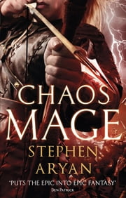 Chaosmage - Age of Darkness, Book 3 ekitaplar by Stephen Aryan