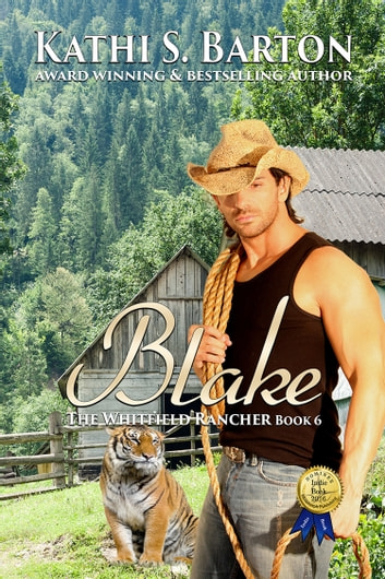 Blake ebook by Kathi S. Barton