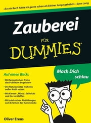 Zauberei für Dummies ebook by Oliver Erens