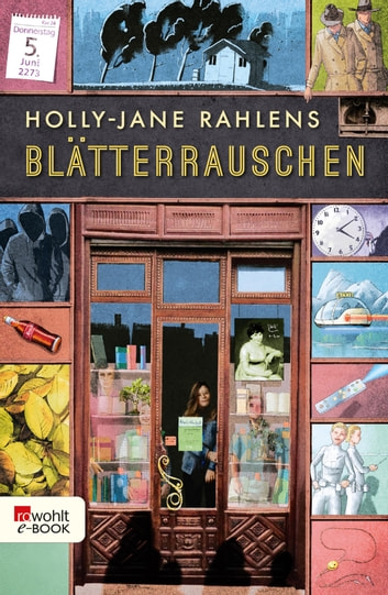 Blätterrauschen ebook by Holly-Jane Rahlens