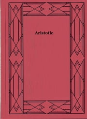 Aristotle ebook by A. E. Taylor