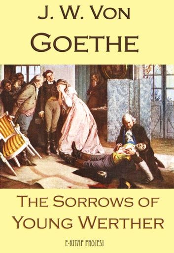 The Sorrows of Young Werther ebook by J. W. Von Goethe