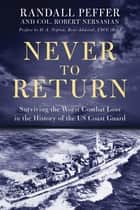 Never to Return ebook by Robert Nersasian, Randall Peffer