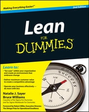 Lean For Dummies ebook by Natalie J. Sayer,Bruce Williams