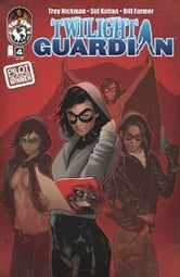 Twilight Guardian #3 (of 4) ebook by Troy Hickman