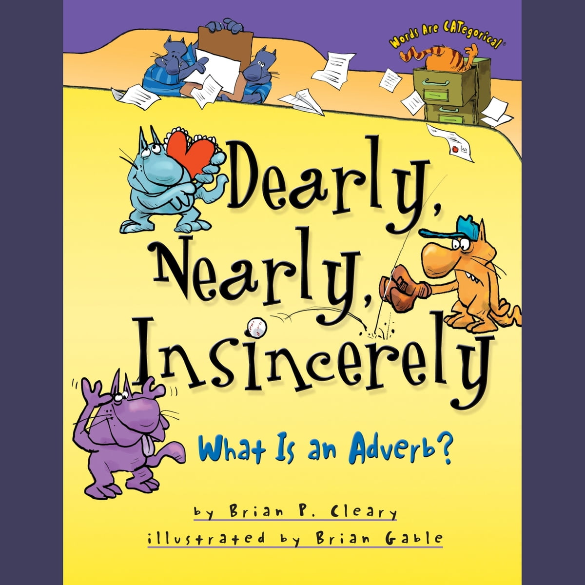 Lazily, Crazily, Just a Bit Nasally: More About Adverbs (Words Are Categorical)