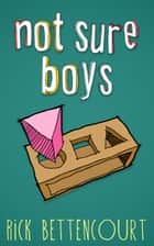 Not Sure Boys - A Collection of Gay Fiction Short Stories ebook by Rick Bettencourt