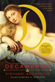 The Decameron ebook by Giovanni Boccaccio,Wayne A. Rebhorn