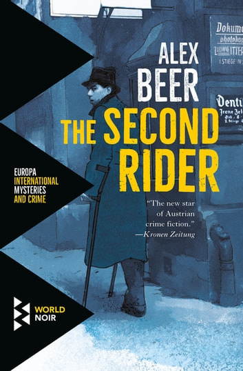 The Second Rider ebook by Alex Beer