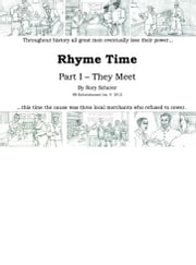 Rhyme Time ebook by Rory Scherer