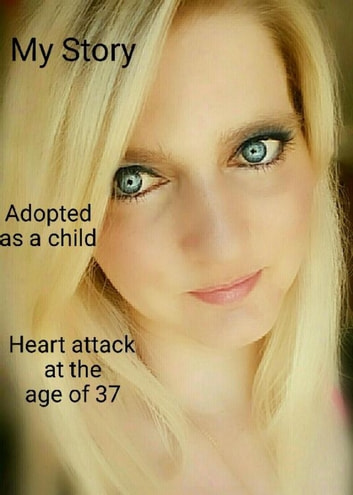 My Storry ..... Adoption.... Heart atack at the age of 37..... - I am thankfull to be alive ! ebook by Tanja Jade