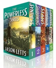The Powerless Series: Complete 5-Book Set - Powerless, #1 ebook by Jason Letts