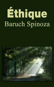 Éthique ebook by Baruch Spinoza,Émile Saisset