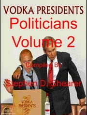 Politicians Volume 2 ebook by Stephen Shearer