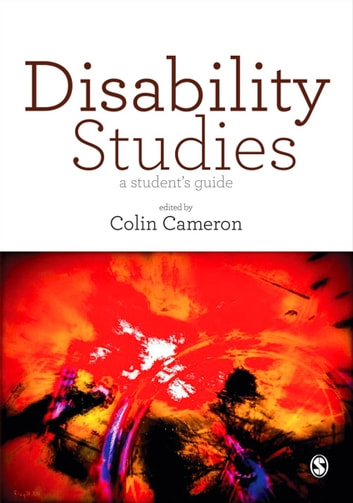 Disability Studies - A Student's Guide ebook by