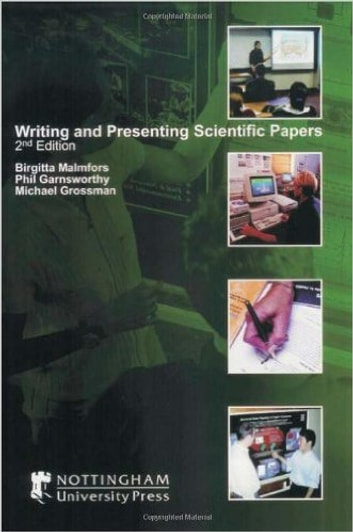 Writing and presenting scientific papers ebook by b malmfors writing and presenting scientific papers 2nd edition ebook by b malmfors fandeluxe Choice Image
