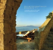 Quintessentially Reserve 2012 ebook by Nathalie Bradbury,Quintessentially Publishing